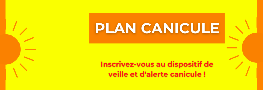 Plan canicule Bandeau WEB