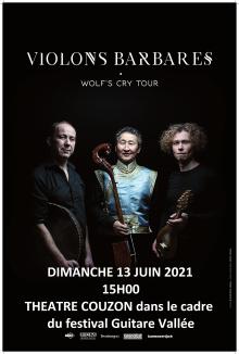 Violons Barbaress